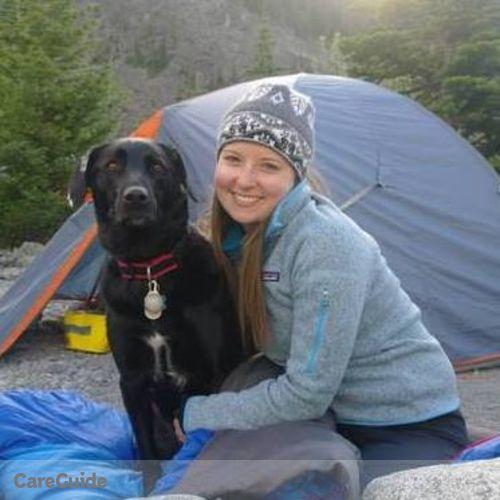 Pet Care Job Larissa D's Profile Picture