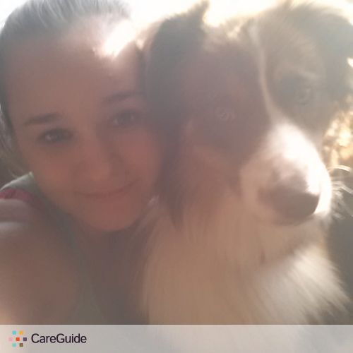 Pet Care Provider Cheyanne Wilson's Profile Picture