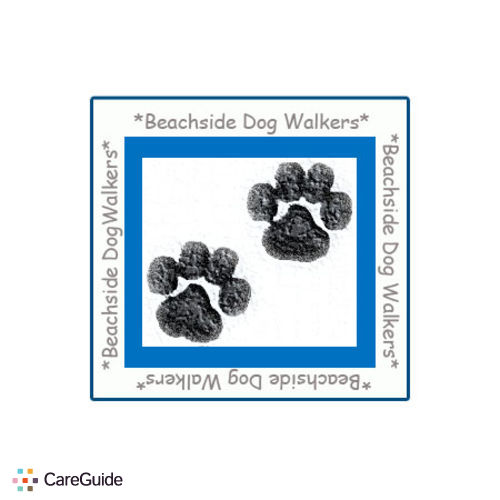 Pet Care Provider Beachside Dog Walkers Beachside Dog Walkers's Profile Picture