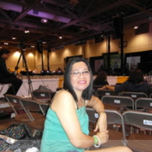 Canadian Nanny Provider Anna Belle Marcelino's Profile Picture
