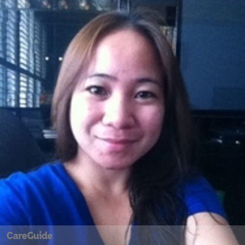 Canadian Nanny Provider Madelene Avila's Profile Picture