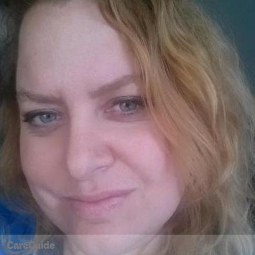 Canadian Nanny Provider Jennifer Ridley's Profile Picture