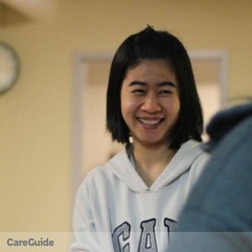Canadian Nanny Provider Julaluck Phongsanga's Profile Picture