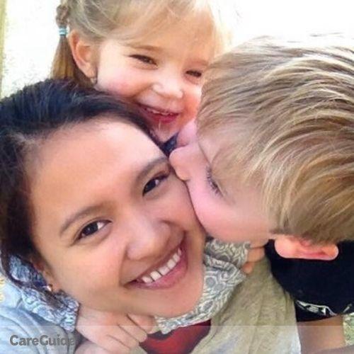 Canadian Nanny Provider Anna Marie Cabrera's Profile Picture
