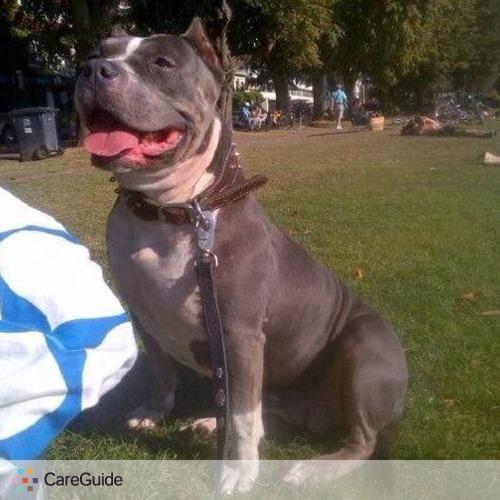 Pet Care Provider Jasmine Corbet's Profile Picture