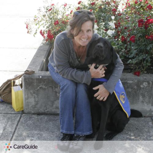 Pet Care Provider Christine Wagner's Profile Picture