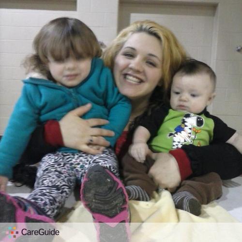 Child Care Job Tristen Hutto's Profile Picture