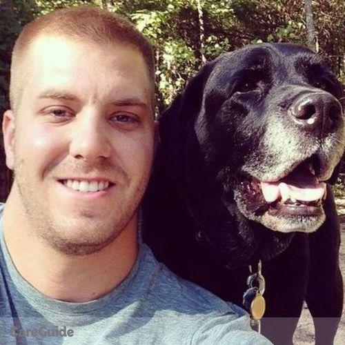 Pet Care Provider Dillon H's Profile Picture