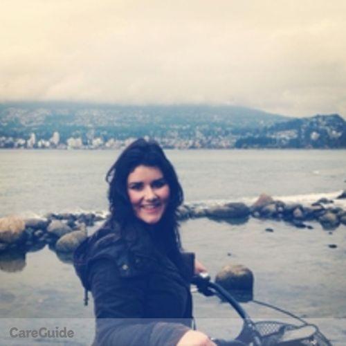 Canadian Nanny Provider Teresa Calderon's Profile Picture