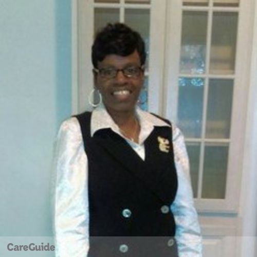 Housekeeper Provider Mary Brown's Profile Picture