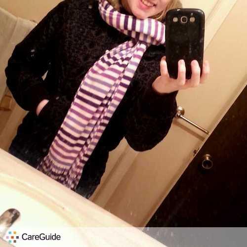 Child Care Provider Alexis Shumate's Profile Picture