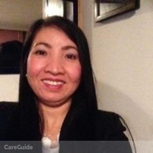 Canadian Nanny Provider Marita Dela Cruz's Profile Picture
