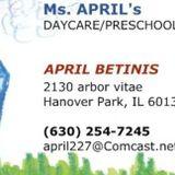 Babysitter, Daycare Provider in Hanover Park