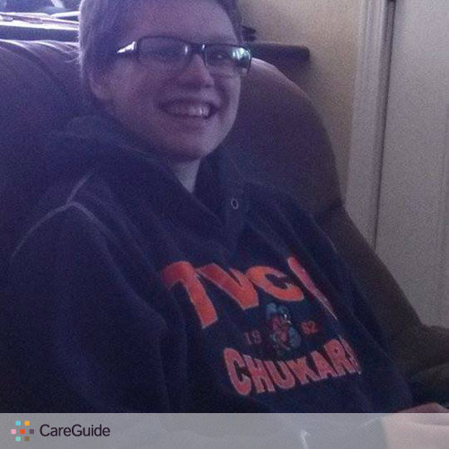 Child Care Provider Eriel C's Profile Picture