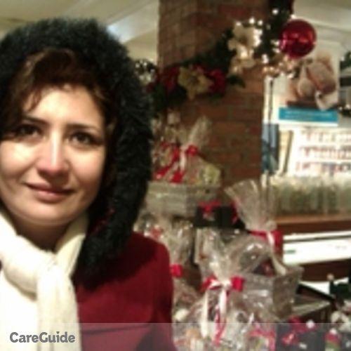 Canadian Nanny Provider Zahra Farsi's Profile Picture