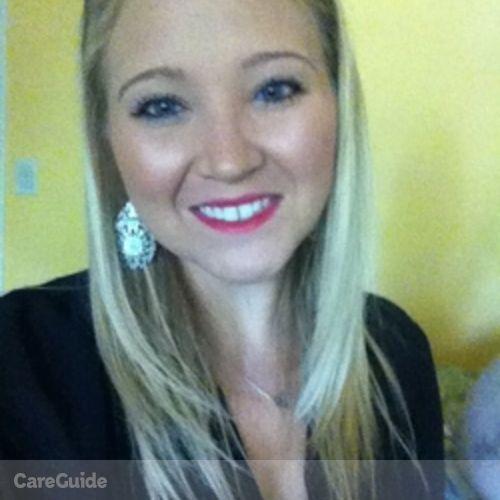 Canadian Nanny Provider Emily Alchin's Profile Picture