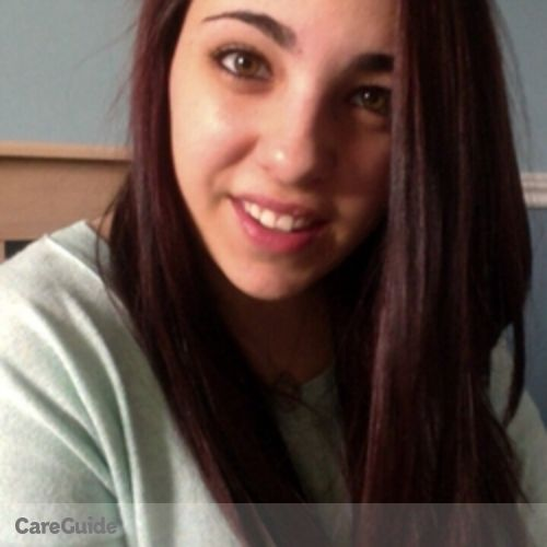 Canadian Nanny Provider Jessica D'Amico's Profile Picture