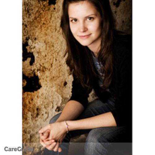 Canadian Nanny Provider Fanni 's Profile Picture