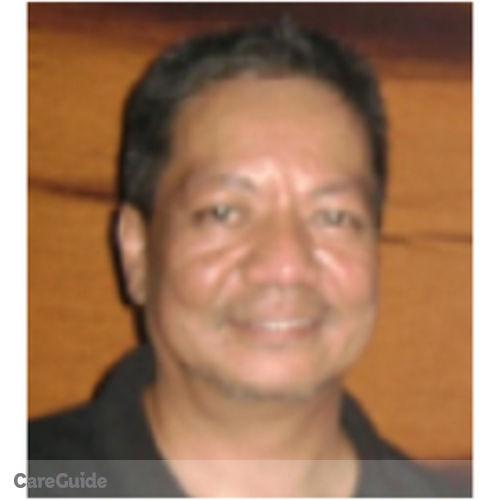 Canadian Nanny Provider Ramon (Mon) M's Profile Picture
