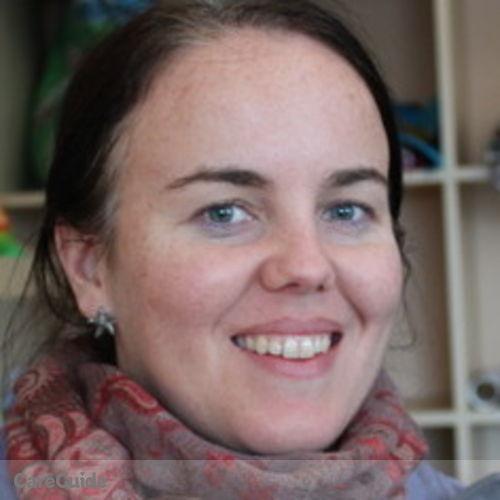 Canadian Nanny Provider Andrea P's Profile Picture
