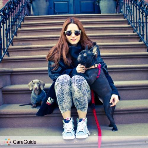 Pet Care Provider Marieli Zambrana's Profile Picture