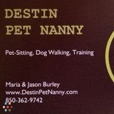 Dog Walker, Pet Sitter in Destin