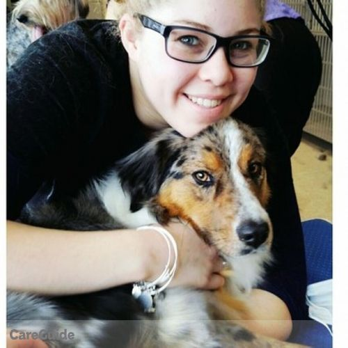 Pet Care Provider Katelyn Garrow's Profile Picture
