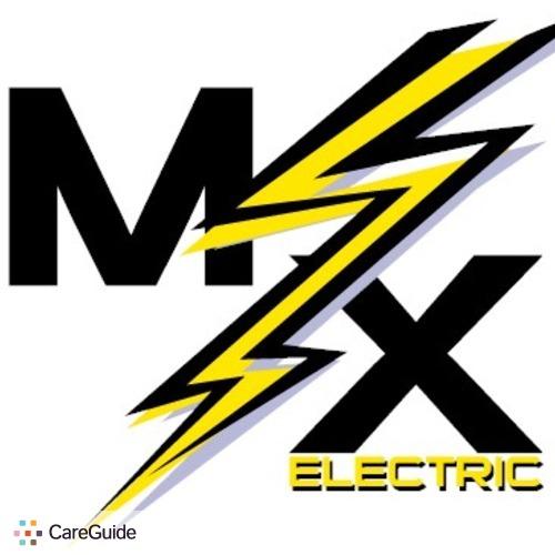 Electrician Provider Max P's Profile Picture