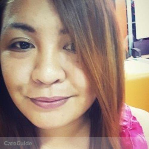 Canadian Nanny Provider Alyssa Mier Patalinjug's Profile Picture