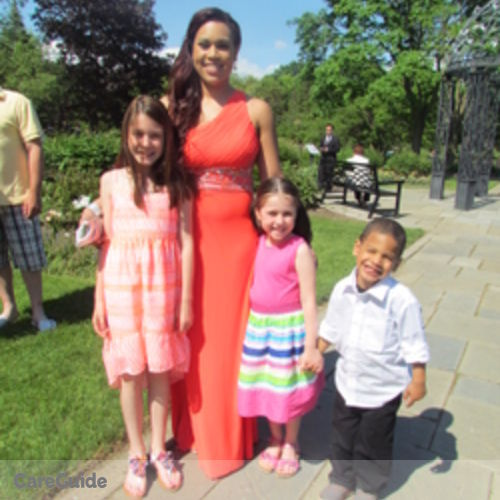 Canadian Nanny Provider Shania Moreton's Profile Picture