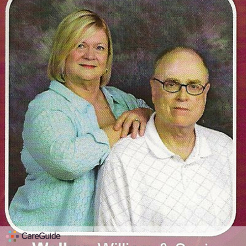 House Sitter Provider William and Suzi Walker's Profile Picture