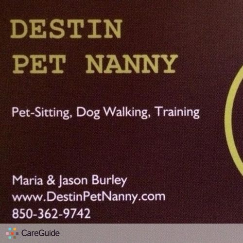Pet Care Provider Maria Burley's Profile Picture