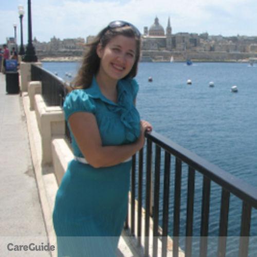 Canadian Nanny Provider Oksana Bilenka's Profile Picture
