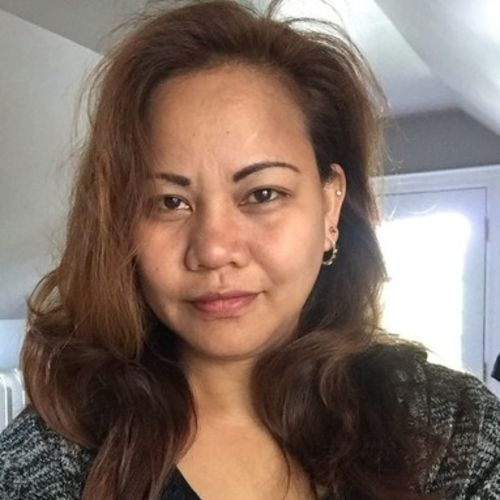 Housekeeper Provider Ginalyn Mapanao's Profile Picture