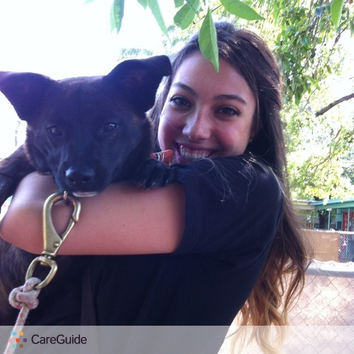 Pet Care Provider Adrianna S's Profile Picture
