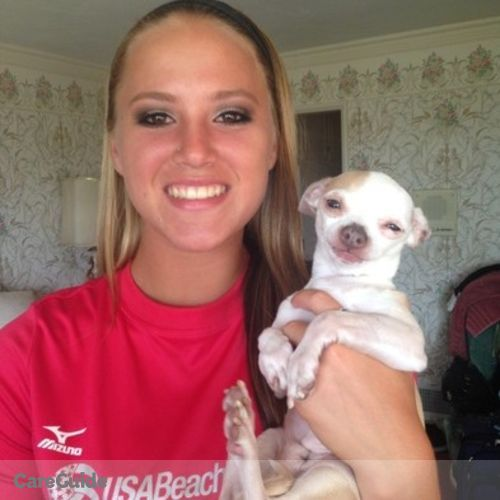 Pet Care Provider Carly Perales's Profile Picture