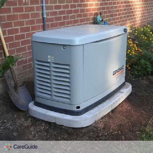 Electrician Provider Brian W's Profile Picture