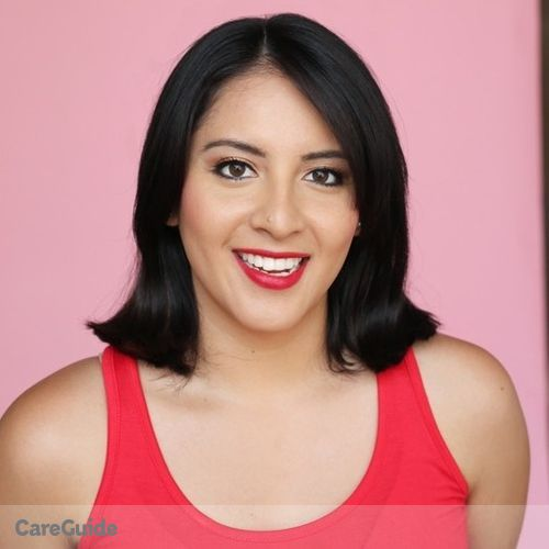 Pet Care Provider Silvia Carrion's Profile Picture