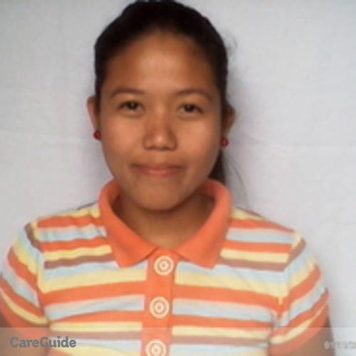 Canadian Nanny Provider Ellow Vim Madriaga's Profile Picture