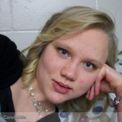 Canadian Nanny Provider Sarah Otten's Profile Picture