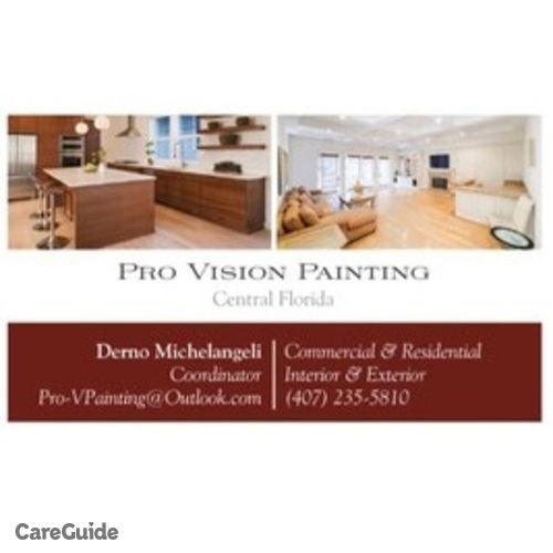 Painter Provider Pro Vision P's Profile Picture
