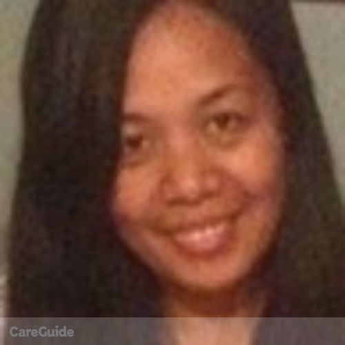 Canadian Nanny Provider Jonabel Cabasal's Profile Picture