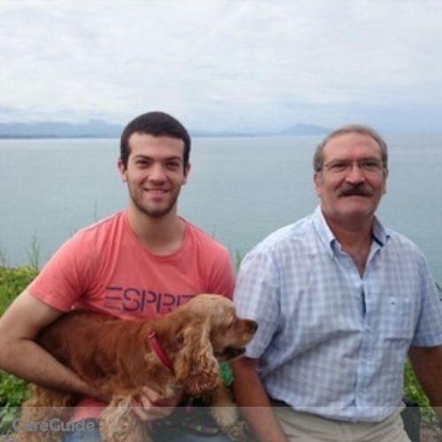 Pet Care Provider Sergio Tejero's Profile Picture