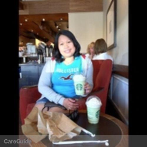 Canadian Nanny Provider Macrina D's Profile Picture