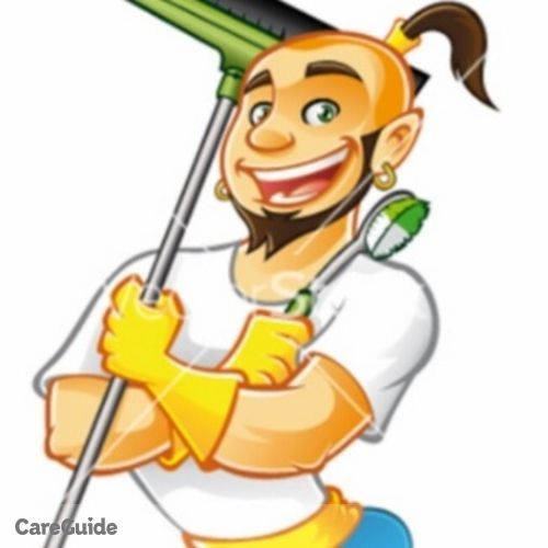 Housekeeper Provider Aaron Almon's Profile Picture