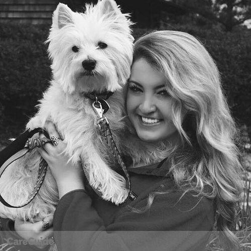Pet Care Provider Alexandra Broussard's Profile Picture