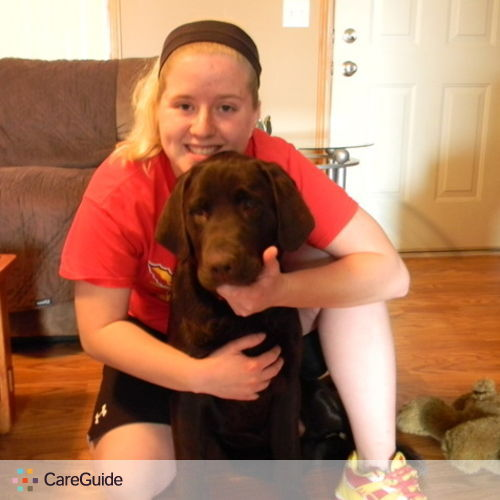 Pet Care Provider Samantha Runde's Profile Picture