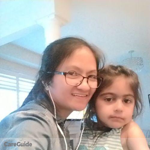 Canadian Nanny Provider Rosalie Martirez's Profile Picture