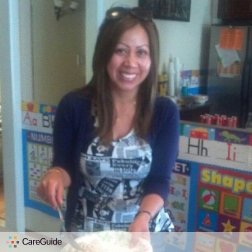 Child Care Provider Eugenia Ortega's Profile Picture