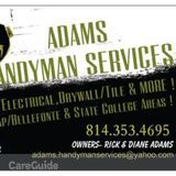 Handyman in Pleasant Gap